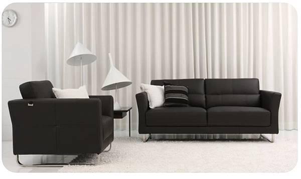 C10600皮沙發