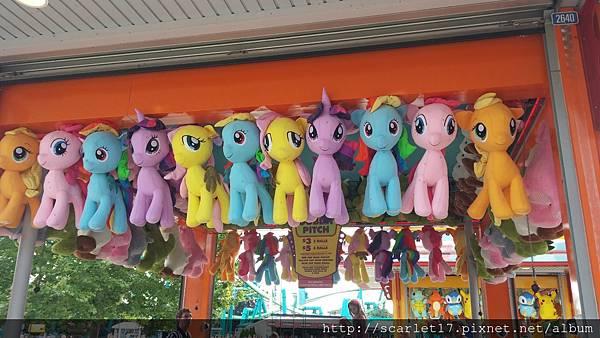 彩虹小馬與蜉蝣