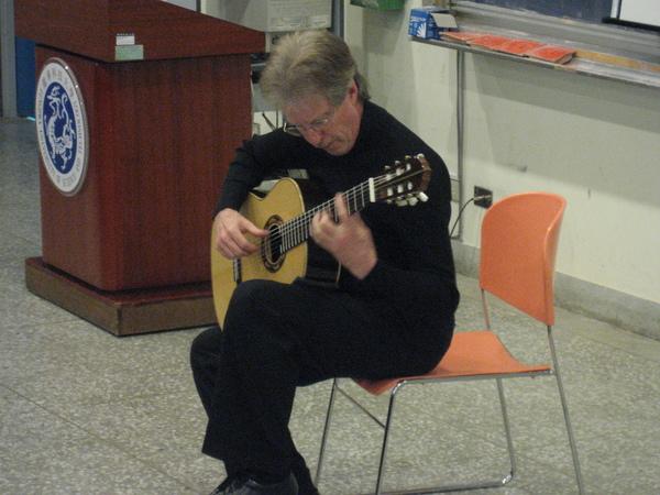 2007.12.13 古典吉他大師 Paul Rellly - 1