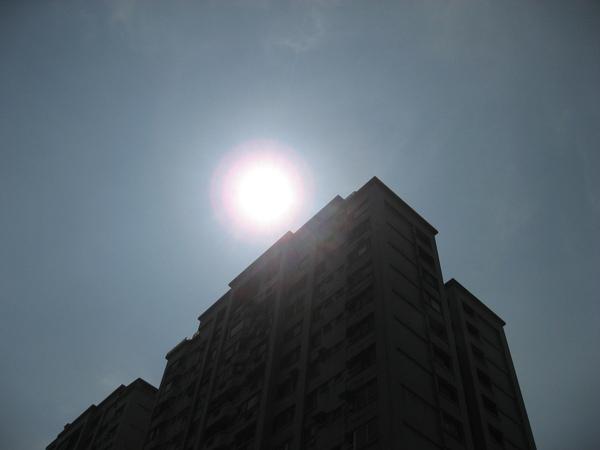 2009.07.22 天狗食日