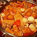 聖誕節前的火鍋