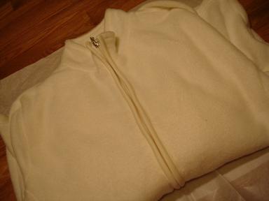 姊夫送的外套