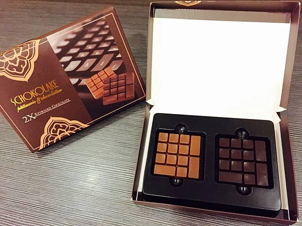 鍵盤巧克力