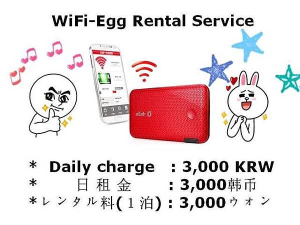 Wifi Egg