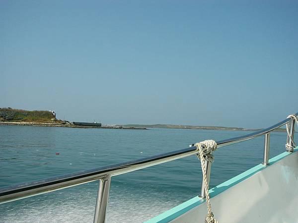 碧海..藍天..浪花