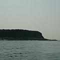玄武岩的熔岩平台