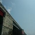 仰望跨海大橋