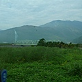 東部幹線在瑞穗的鐵橋