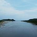 秀姑巒溪出海口