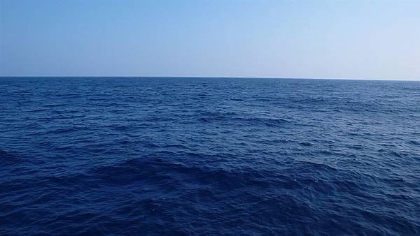 望不盡的海!