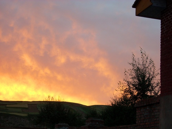 8.11 清晨的天空