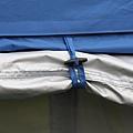 防潑水圍布銀膠塗料紗網細密