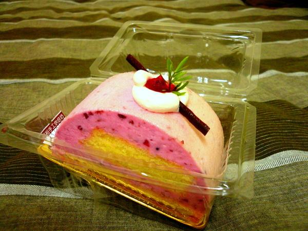 超好吃的小蛋糕