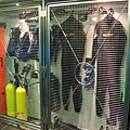 水肺潛水裝備介紹牆