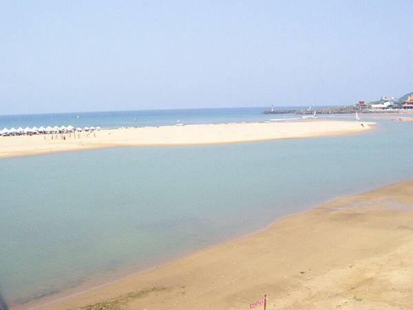 北部難得一見的沙灣