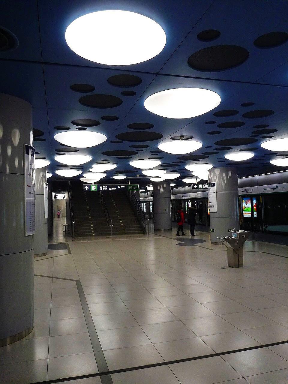 奧林匹克公園地鐵站