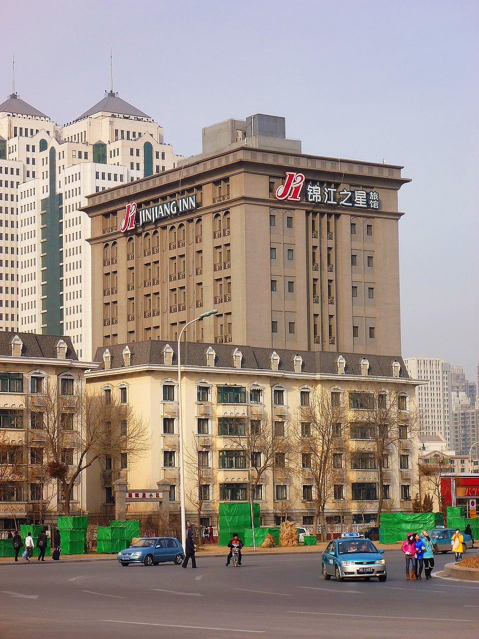 連鎖旅館「錦江之星」