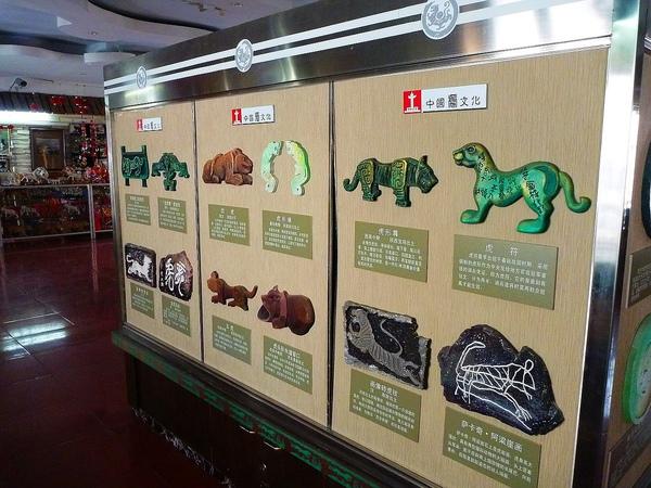 中國歷代所有跟虎有關的圖樣