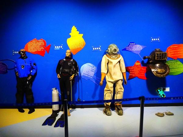 潛水衣進化史