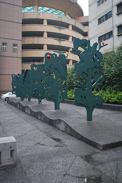 黃承令  樹的組曲-培育意象