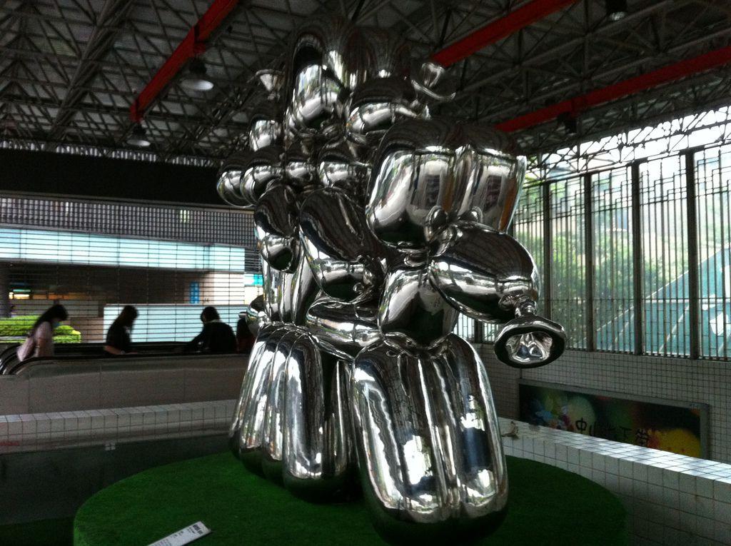 紐約怪談 氣球狗