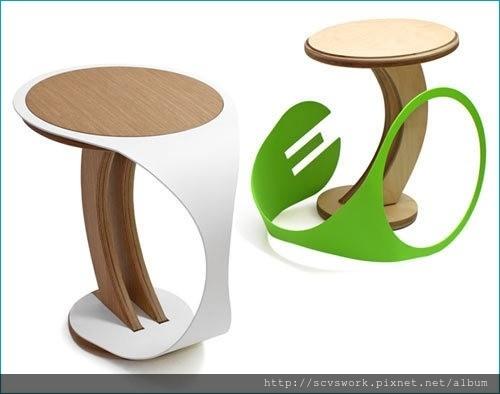 希腊雅典Aliki-Rovithi和Foant-Asour工业设计团队设计的凳子-改变创意工坊-1.jpg