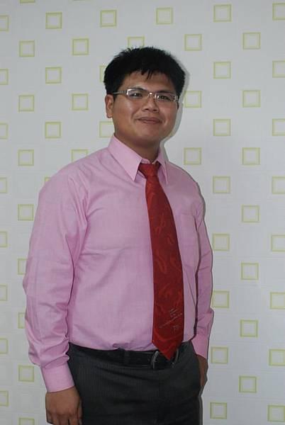 山達基台灣理想機構職員心得分享---陳先生