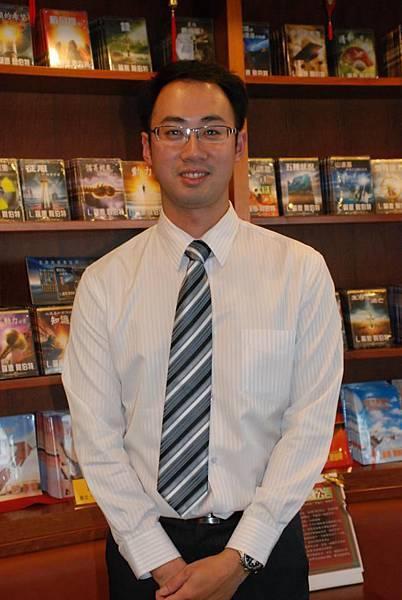 山達基台灣理想機構職員心得分享-----陳先生