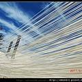 石碇的天空+手工麵線