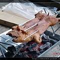 石碇皇帝殿烤肉露營區