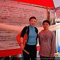2009石碇美人茶節-麵線