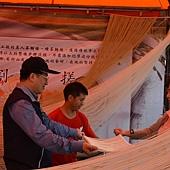 2011石碇文化節(美人茶節)麵線