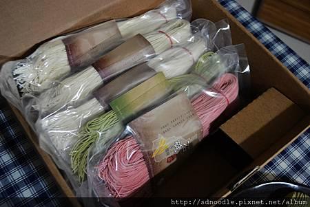 特色麵線禮盒1