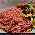 紅麴香腸炒麵-手工麵線料理 (16)