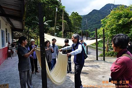手工麵線體驗4-8-2012 (4)