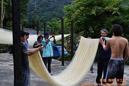 手工麵線體驗4-8-2012 (7)