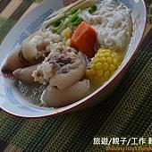 廚房DIY豬腳麵線/手工麵線