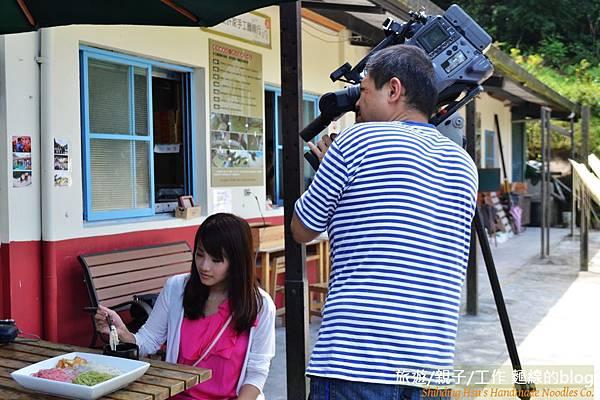 公視-拍攝手工麵線2012-07-16 (3)