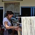 來自世界多國的學生-師大國語中心-麵線體驗DIY- (78)