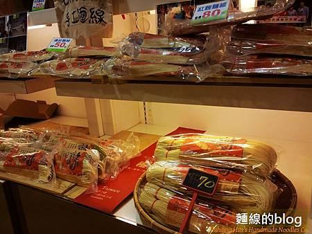 板橋遠百-父親節檔期-手工麵線櫃 (4)