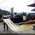 手工麵線/參觀體驗20121104_122520
