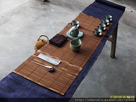 石碇茶道課戶外體驗課程-許家手工麵線DSCF1670