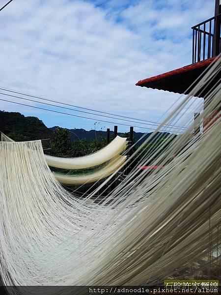 手工麵線-石碇旅遊20121125_103627