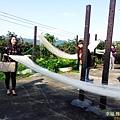 傳統手工麵線體驗\ 台北一日遊20130119_102024