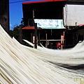 傳統手工麵線體驗\ 台北一日遊20130119_114156
