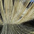 陽光下的手工麵線20130119_121535