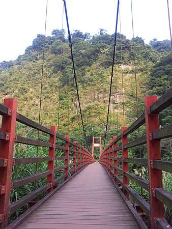 石碇淡蘭吊橋-石碇旅遊