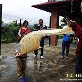 體驗diy-傳統麵線20130330_115053