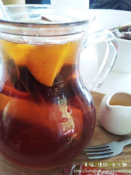 WOW咖啡 新北市深坑美食20130326_121620