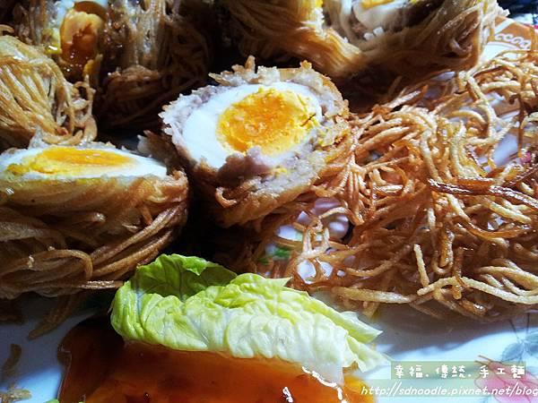 傳統手工麵線,參觀體驗diy20130427_120335